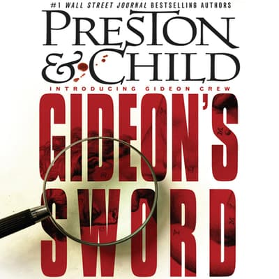 Gideon's Sword by Douglas Preston audiobook
