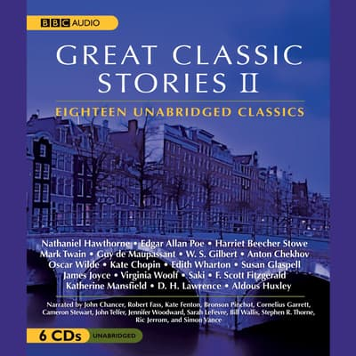 Great Classic Stories II by various authors audiobook