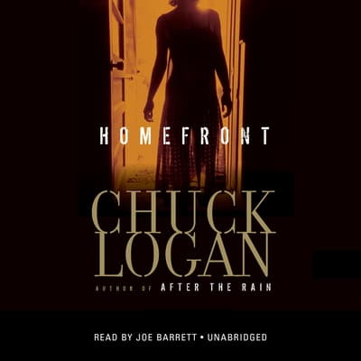 Homefront by Chuck Logan audiobook