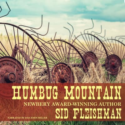 Humbug Mountain by Sid Fleischman audiobook