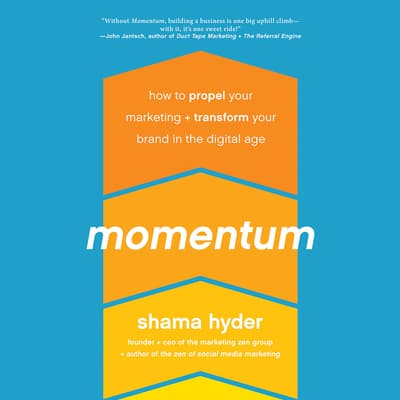 Momentum by Shama Hyder audiobook