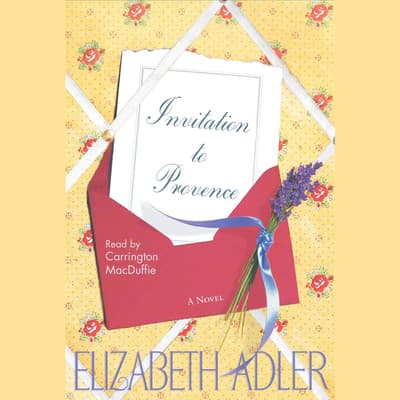 Invitation to Provence by Elizabeth Adler audiobook