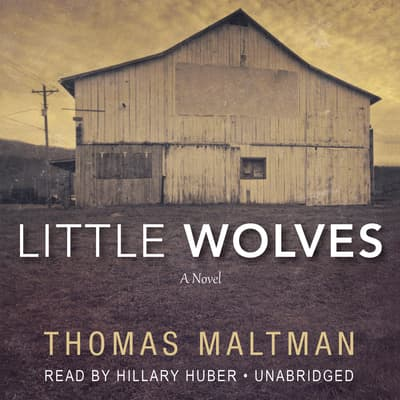 Little Wolves by Thomas Maltman audiobook