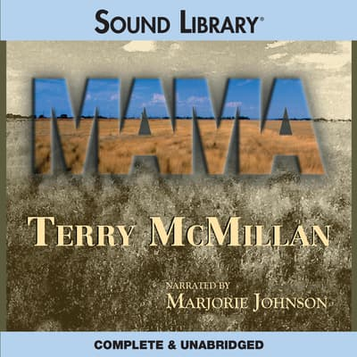 Mama by Terry McMillan audiobook