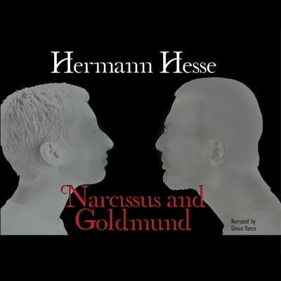 Narcissus and Goldmund by Hermann Hesse audiobook