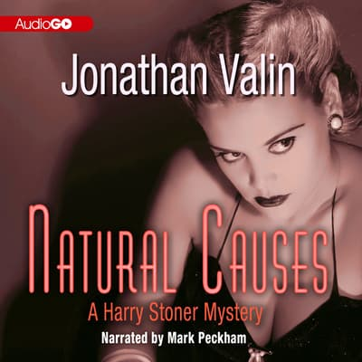 Natural Causes by Jonathan Valin audiobook