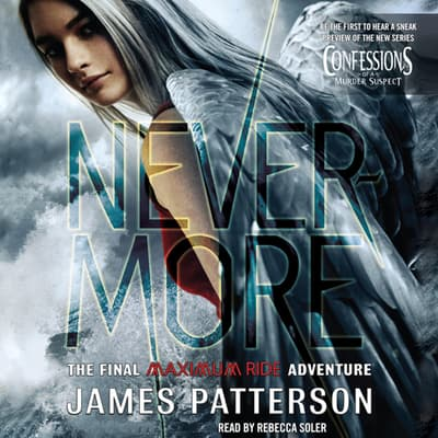 Nevermore by James Patterson audiobook