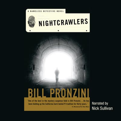 Nightcrawlers by Bill Pronzini audiobook