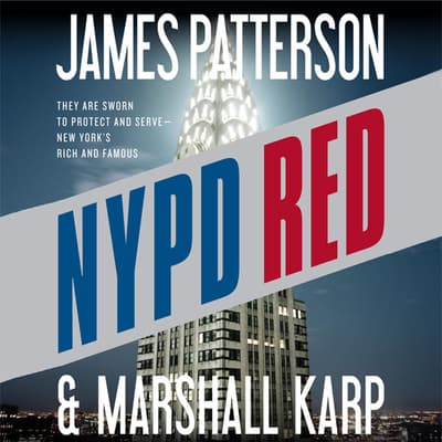 NYPD Red by James Patterson audiobook