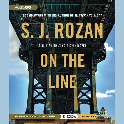 On the Line by S. J. Rozan audiobook