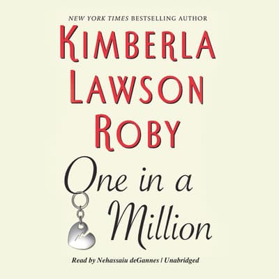 One in a Million by Kimberla Lawson Roby audiobook