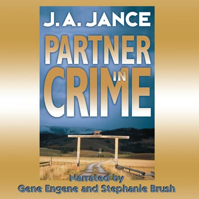 Partner in Crime by J. A. Jance audiobook