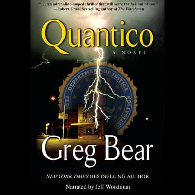 Quantico by Greg Bear audiobook