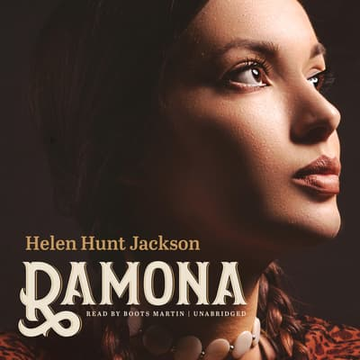 Ramona by Helen Hunt Jackson audiobook