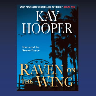 Raven on the Wing by Kay Hooper audiobook