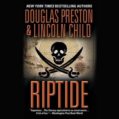 Riptide by Douglas Preston audiobook