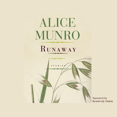 Runaway by Alice Munro audiobook