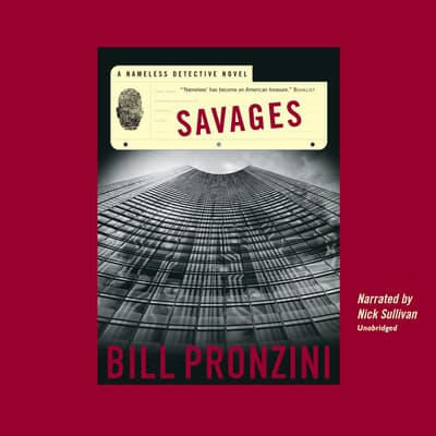 Savages by Bill Pronzini audiobook
