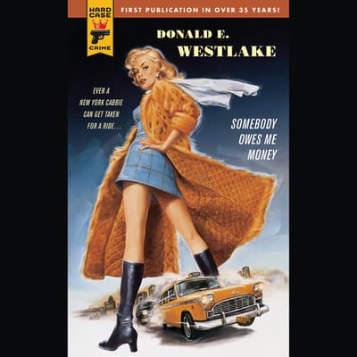 Somebody Owes Me Money by Donald E. Westlake audiobook