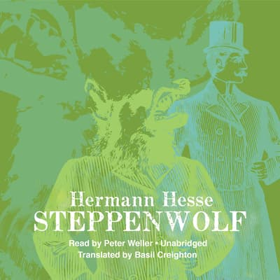 Steppenwolf by Hermann Hesse audiobook
