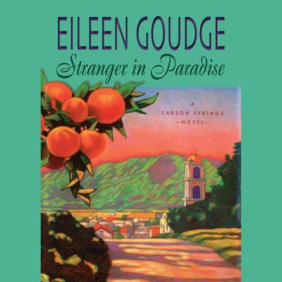 Stranger in Paradise by Eileen Goudge audiobook