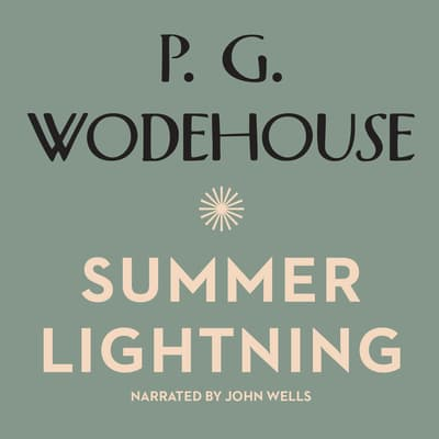 Summer Lightning by P. G. Wodehouse audiobook