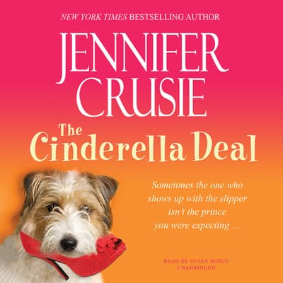 The Cinderella Deal by Jennifer Crusie audiobook