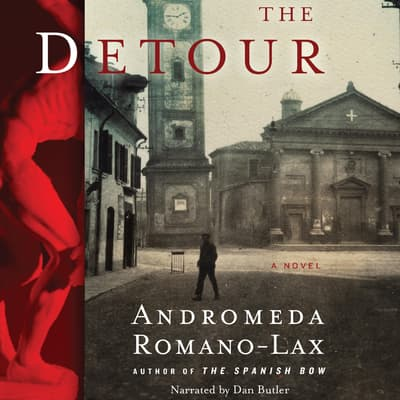 The Detour by Andromeda Romano-Lax audiobook