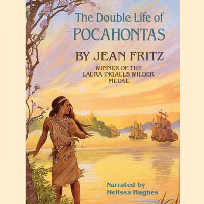 The Double Life of Pocahontas by Jean Fritz audiobook