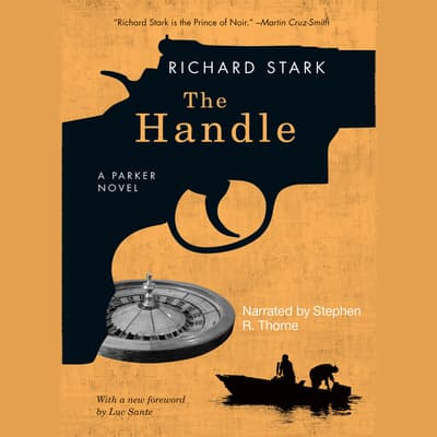 The Handle by Donald E. Westlake audiobook