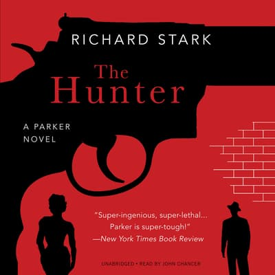 The Hunter by Donald E. Westlake audiobook