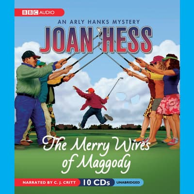 The Merry Wives of Maggody by Joan Hess audiobook