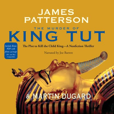 The Murder of King Tut by James Patterson audiobook