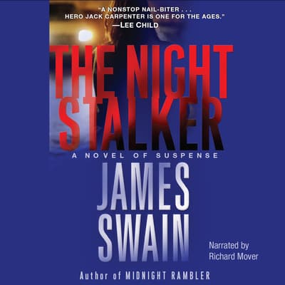 The Night Stalker by James Swain audiobook