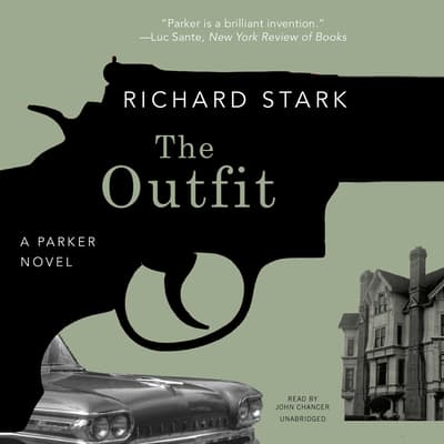 The Outfit by Donald E. Westlake audiobook