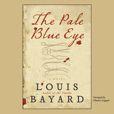 The Pale Blue Eye by Louis Bayard audiobook