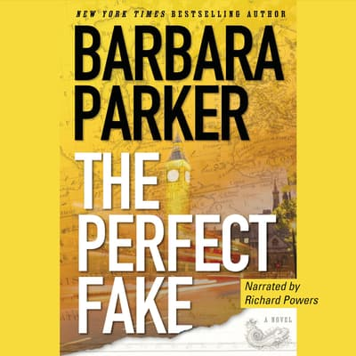 The Perfect Fake by Barbara Parker audiobook