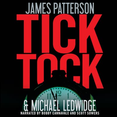 Tick Tock by James Patterson audiobook