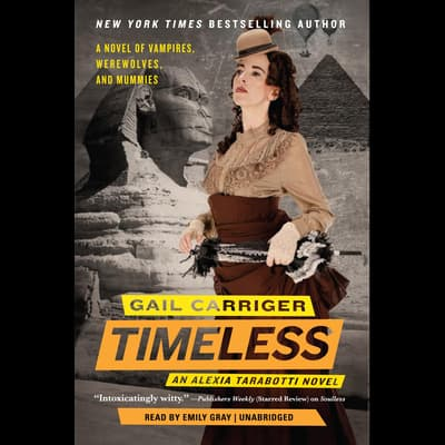 Timeless by Gail Carriger audiobook