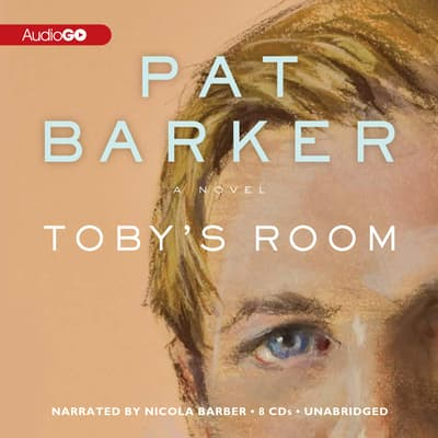 Toby's Room by Pat Barker audiobook