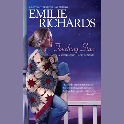 Touching Stars by Emilie Richards audiobook