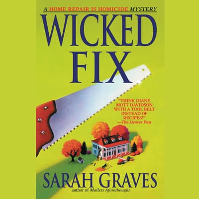 Wicked Fix by Sarah Graves audiobook