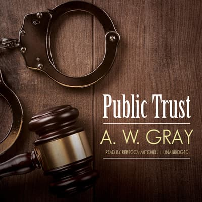 Public Trust by A. W. Gray audiobook