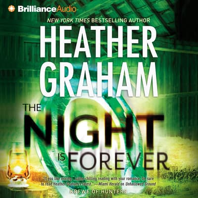 The Night Is Forever by Heather Graham audiobook