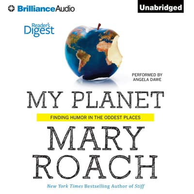 My Planet by Mary Roach audiobook
