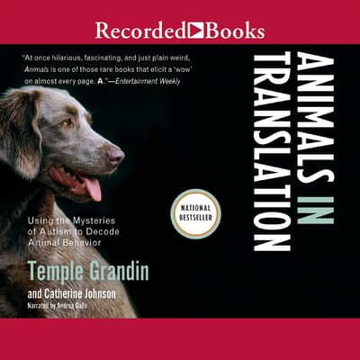 Animals in Translation by Temple Grandin audiobook