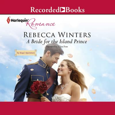 A Bride for the Island Prince by Rebecca Winters audiobook