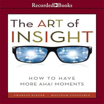 The Art of Insight by Charles Kiefer audiobook