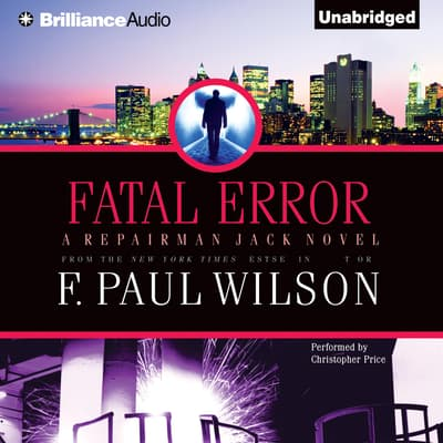 Fatal Error by F. Paul Wilson audiobook