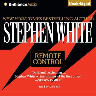Remote Control by Stephen White audiobook